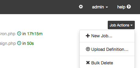 Setting a job on Rundeck - PHEONIX SOLUTIONS