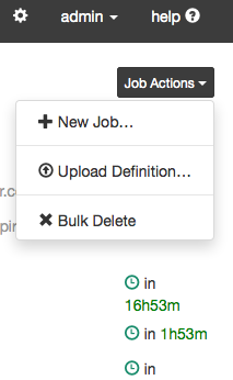 Exporting/Importing a job on Rundeck - PHEONIX SOLUTIONS